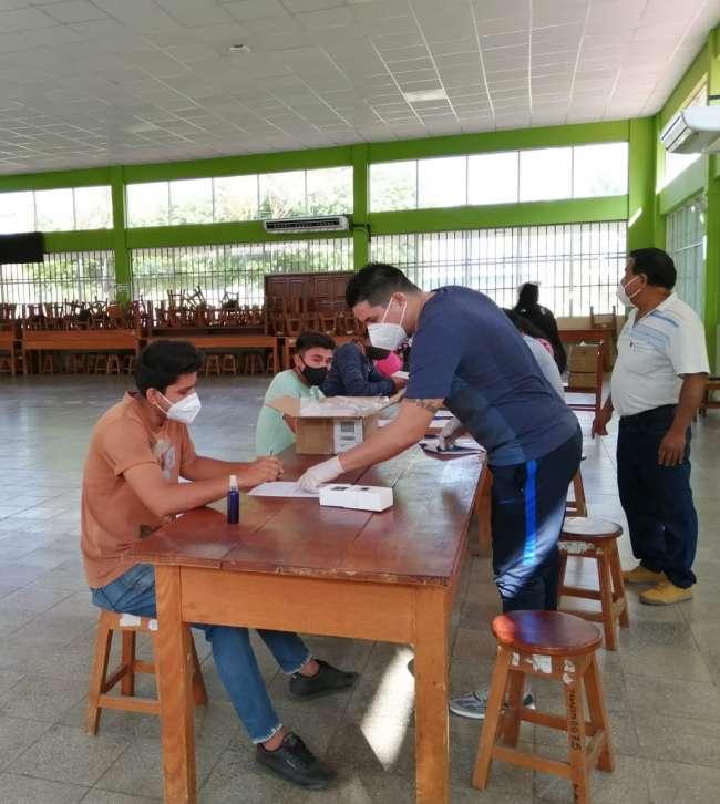 Contraloría advierte a Universidad Nacional de San Martín EXISTEN IRREGULARIDADES EN LA DISTRIBUCIÓN DE EQUIPOS INFORMÁTICOS