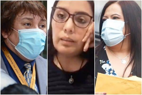 Fiscalía allana viviendas de Richard Swing, Karem Roca y Mirian Morales