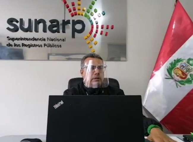 Desde hoy 01 de octubre se retoma atención al público en SUNARP