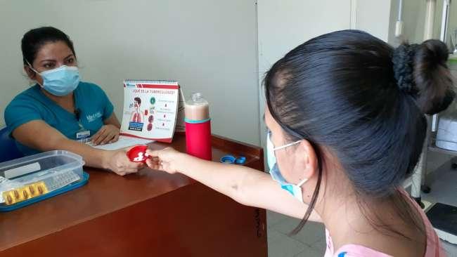 EsSalud Tarapoto, reinició las atenciones presenciales para pacientes del Programa de prevención y control de la tuberculosis