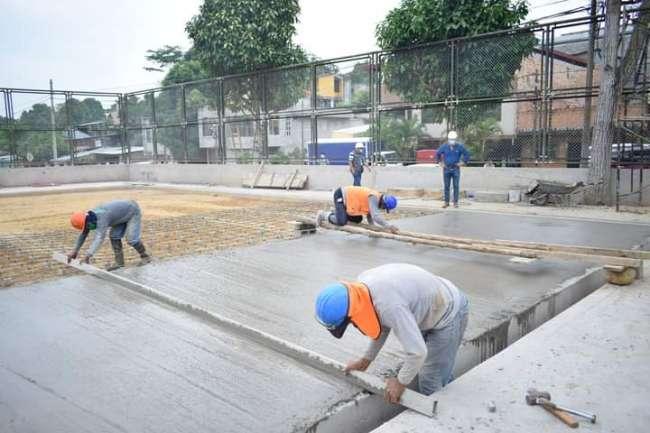 MPSM ejecuta 20 obras para el desarrollo de Tarapoto y de la provincia de San Martín