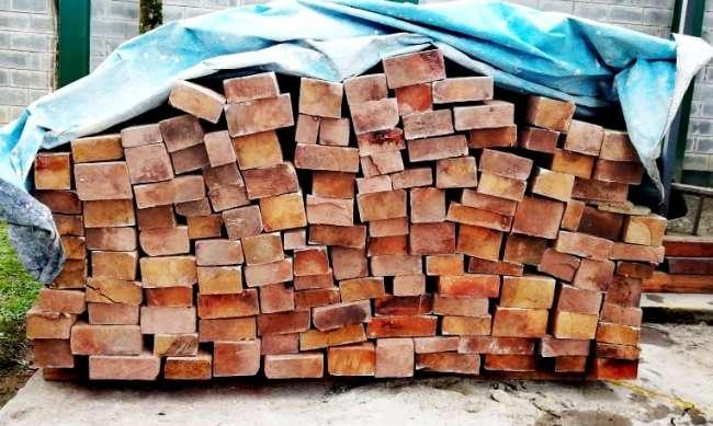 Incautan más de dos mil  tablares de madera ilegal de variedad Moena