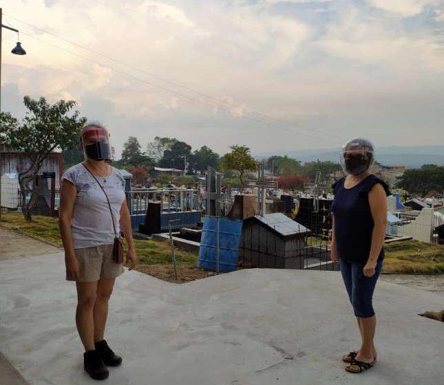 Ya podemos visitar a nuestros seres queridos en Cementerio de Tarapoto