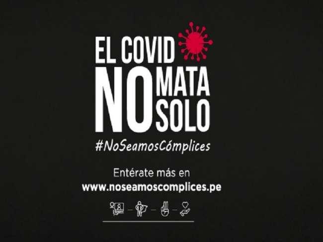 """""""El Covid no mata solo"""". Una campaña que no funciona.  """"Es un error al pensar que lo urbano limeño sirve para todo el país"""""""