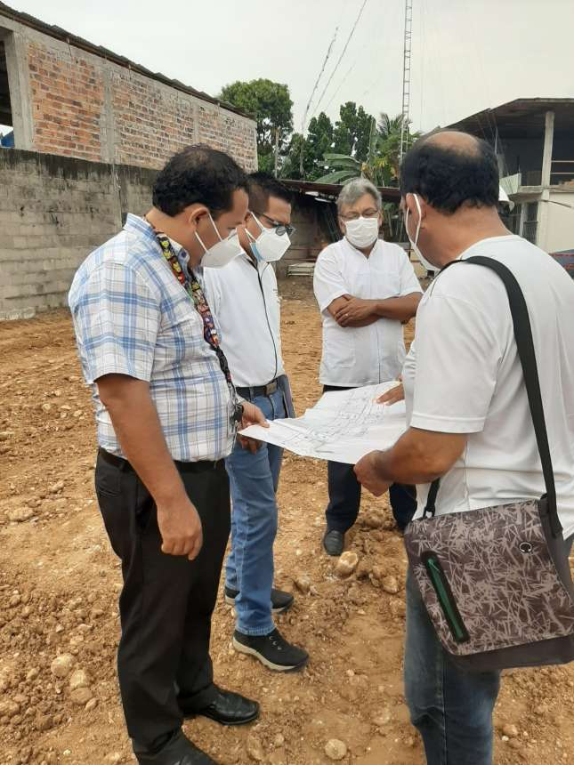 Realizarán trabajos de ampliación del centro de Salud de Morales