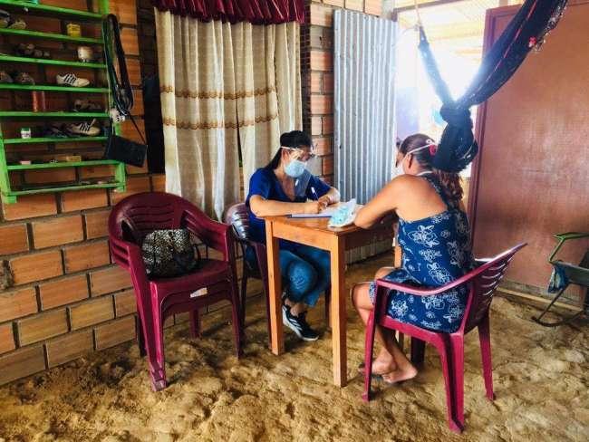 Municipalidad Provincial de San Martín inicia campaña de atención psicológica ambulatoria