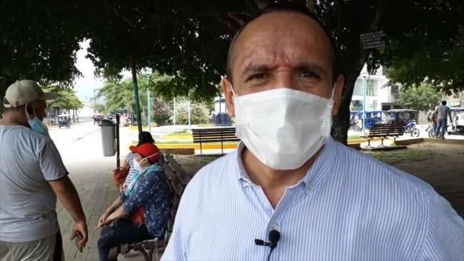 """""""Si no nos cuidamos hay posibilidades que venga un rebrote del Coronavirus"""""""