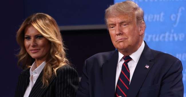 Donald Trump da positivo por Covid-19