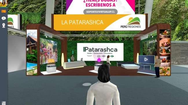 Se viene realizando la feria  virtual Workshop Perú Regiones
