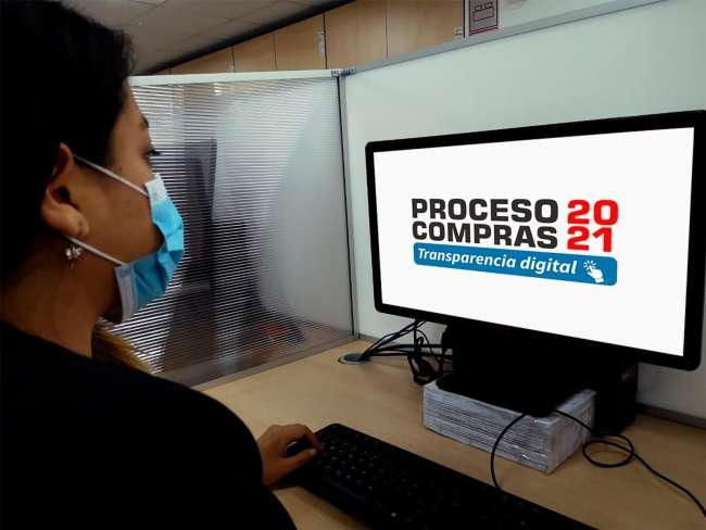 Qali Warma brinda charlas informativas virtuales a potenciales postores para Proceso de Compras Electrónico 2021
