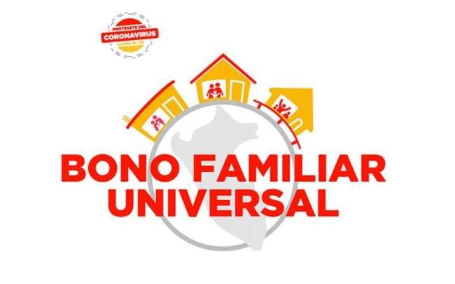 LANZAMIENTO DE LA NUEVA VERSIÓN DEL BONO FAMILIAR UNIVERSAL