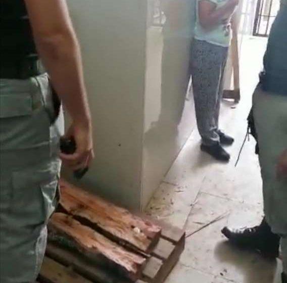 Intervienen a mujer tratando de ingresar droga al establecimiento penitenciario de Tarapoto