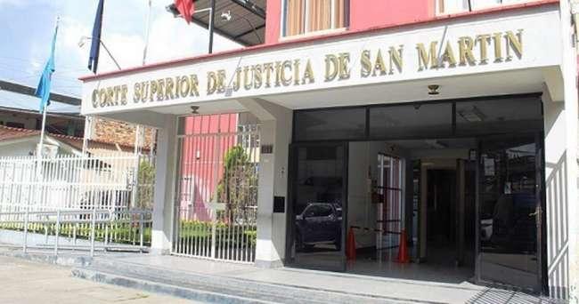 Corte de San Martín inicia plan de descarga y liquidación procesal penal