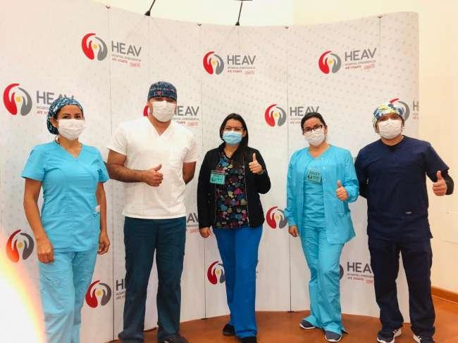 Médicos sanmartinenses reciben capacitación intensiva en Lima