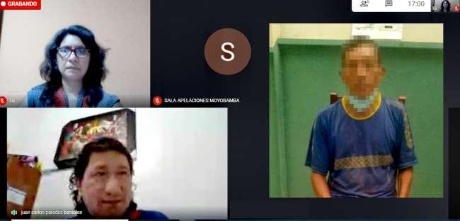 RIOJA: Confirman prisión preventiva a sujeto por tocamientos indebidos a menor Awajún