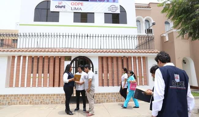 ONPE aprueba conformación de 94 oficinas descentralizadas de procesos electorales