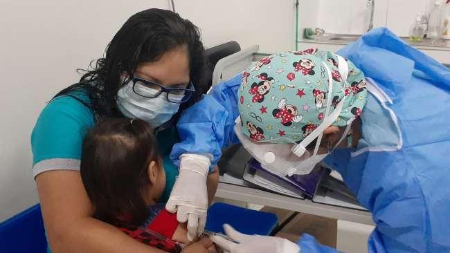 El fin de semana se realizará Jornada Nacional de Vacunación