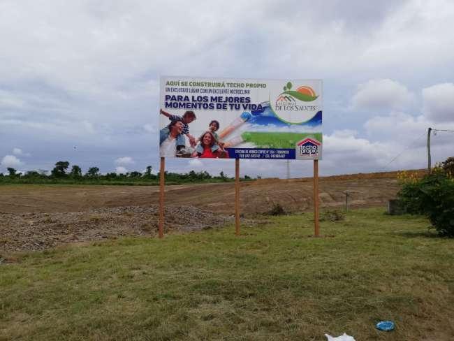 Lomas de los Sauces de Tarapoto inicia construcción de viviendas Techo Propio de segunda etapa de Urb. Los Sauces