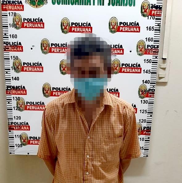 JUANJUÍ: Prisión preventiva a sujeto por agresión psicológica a su expareja e hijo menor de edad