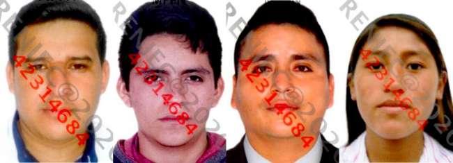 Quince años de prisión para tres integrantes de una familia y una mujer sentenciados por tráfico ilícito de drogas