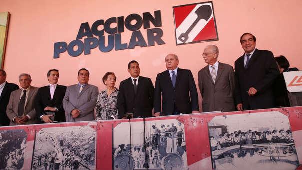 En Acción Popular no podrán candidatear al congreso alcaldes, regidores, ni consejeros
