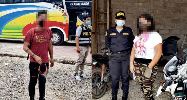 Policía ubica a diez menores de edad que fueron reportadas como desaparecidas en Tarapoto