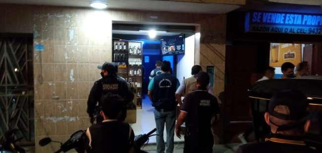 """En Moyobamba: Otra vez intervienen """"chupodromo"""""""