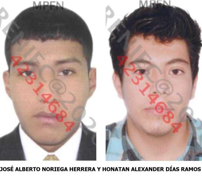 Seis años de prisión para jóvenes por tenencia ilegal de armas y drogas