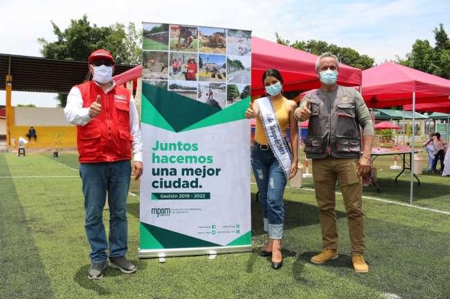 Realizarán feria de productores de San Antonio de Cumbaza y Bagazán