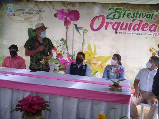 Lanzan el XXV del Festival de la Orquídea