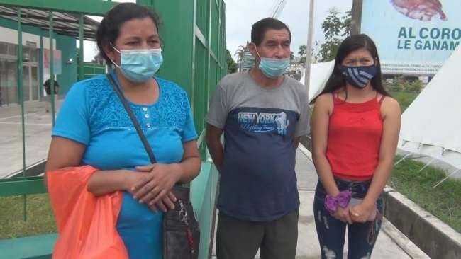 Padres de niña con Leucemia, claman ayuda. Se requiere urgente 12 unidades de sangre ORH negativo para ser estabilizada y evacuada a Lima.
