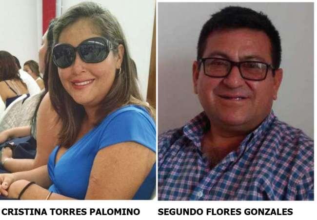 Shapra y Cristina Torres Palomino confirmados en la lista de George Forsyth