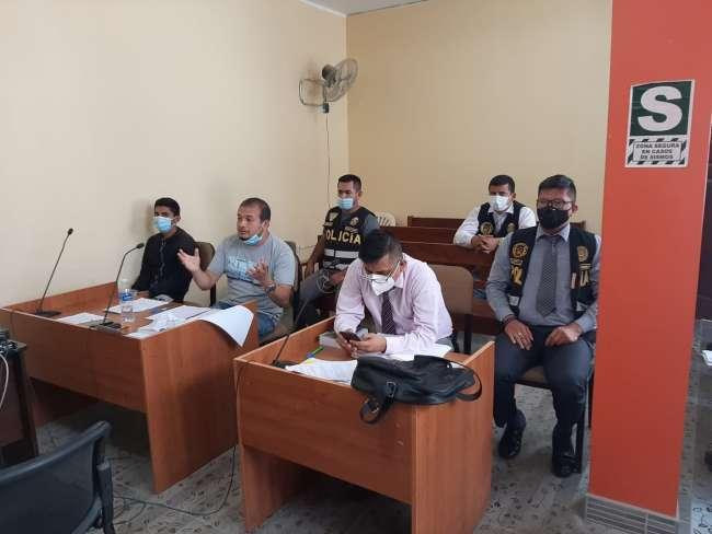 Corte de San Martín dicta prisión preventiva por violencia y resistencia a la autoridad