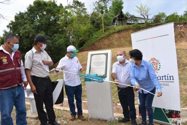 Goresam desarrollará paquete de obras en Mariscal Cáceres y El Dorado