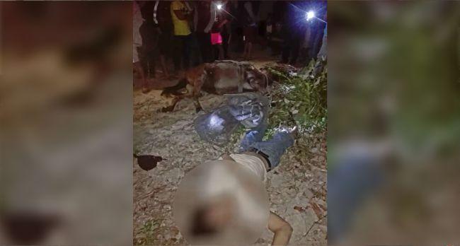 Humilde productor agrario es asesinado luego de vender su cosecha de café
