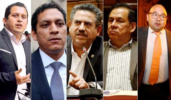 """Cita en secreto:  Así armaron el golpe: """"Si no vacamos a Martín Vizcarra, nos jodemos todos"""", dijo Luna, según dos testigos."""