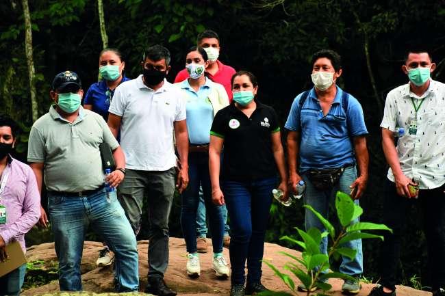 En San Martín mejorarán producción de cacao con fertilizantes hidrosolubles
