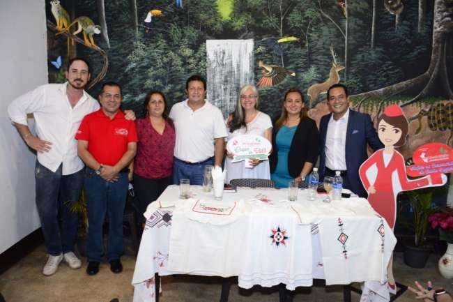 En Tarapoto: Reapertura oficial de la agencia de viajes PERU MUNDO MÁGICO y el  restaurante ALMAZONICA