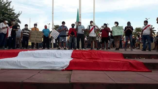Líder juvenil responde declaraciones de Francisco Grández