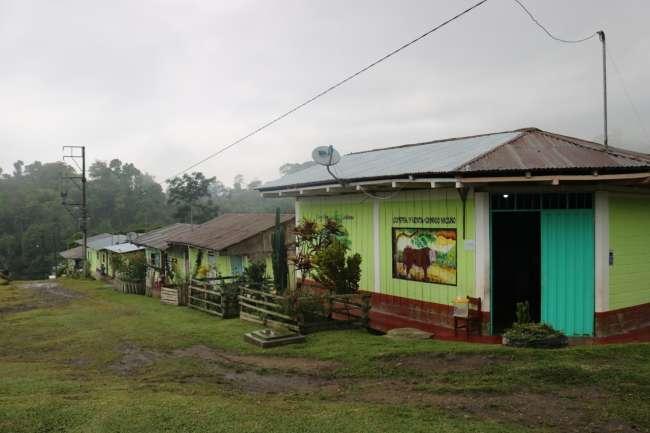 GORESAM diseñará ruta turística en el caserio miguel grau de rioja