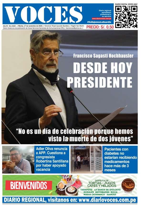 Diario Digital Martes 17 de Noviembre del 2011