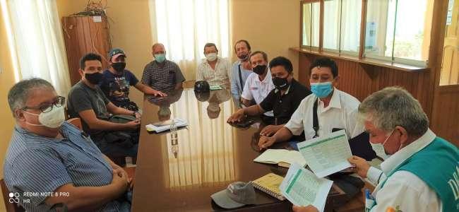 Reactivarán comité de semillaristas en la región San Martín