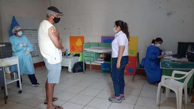 Jornada de vacunación regional se realizará este sábado en Tarapoto