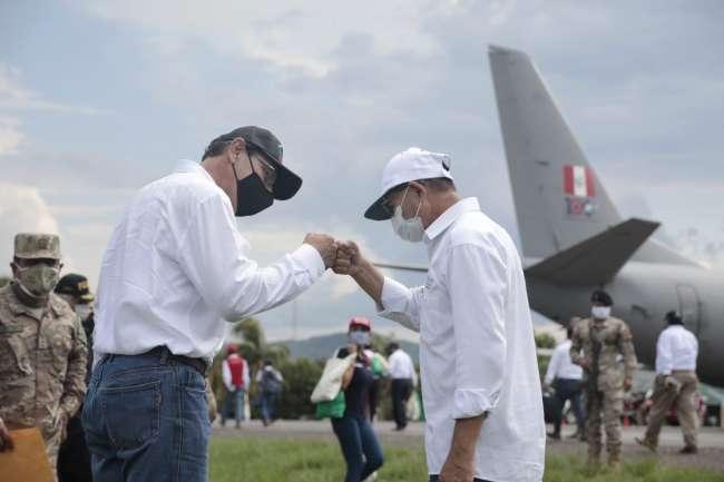 Presidente Vizcarra: Ejecutivo y Congreso deben trabajar juntos por el progreso del país