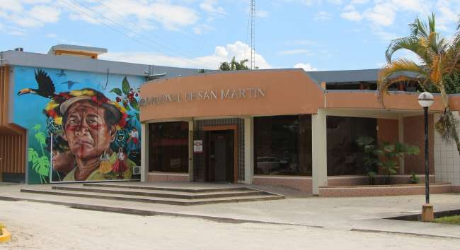 Gobierno Regional de San Martín rechaza intromisión de Huánuco en territorio sanmartinense