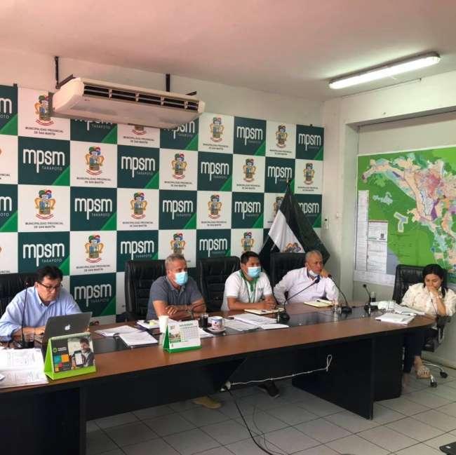 Aprueban el Plan de  Desarrollo Urbano de Tarapoto