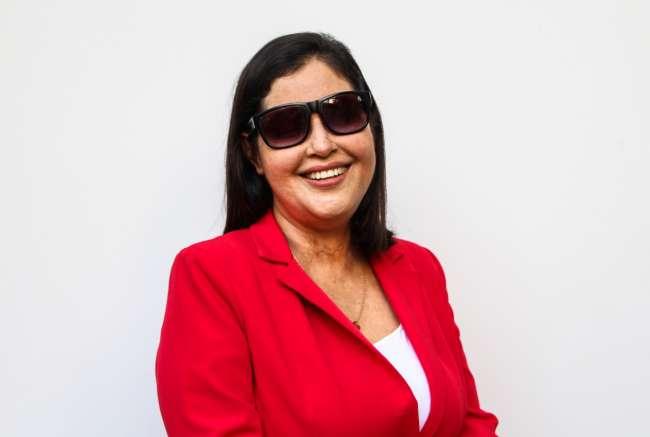 Cristina Torres Palomino al Congreso en la lista de George Forsyth