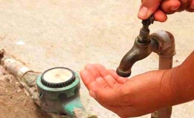 Moyobamba vuelve a sufrir corte de Agua Potable