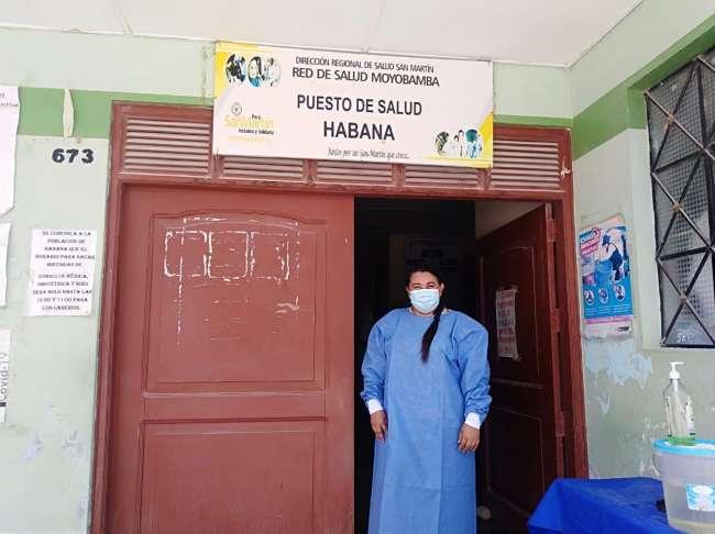 Centro de Salud de Habana en abandono Infraestructura inhabitable, falta de personal, sin medicamentos e insumos.