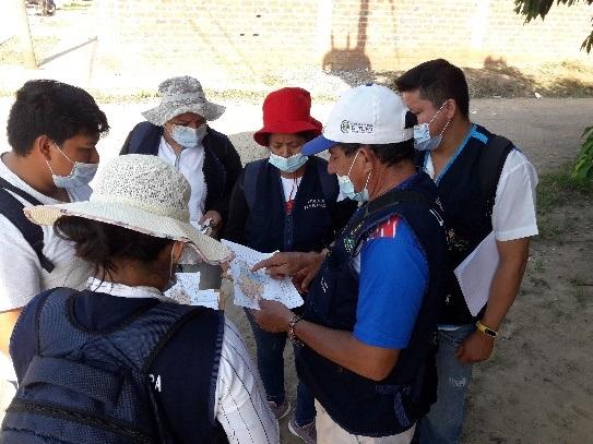 Salud realiza tratamiento focal y fumigación para frenar brote de dengue en la Provincia de Huallaga